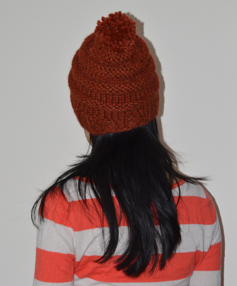 Knitting Wheel Projects : Knitting project bicycle wheels hat