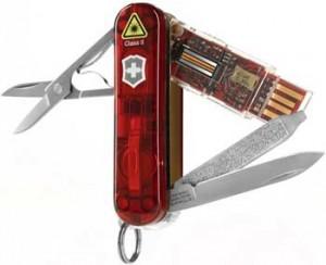 Victorinox Secure - Super secure USB stick