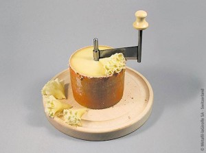 Swissmar girolle cheese shaver