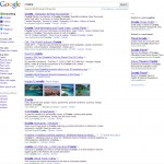 Results of Google search for Croatia
