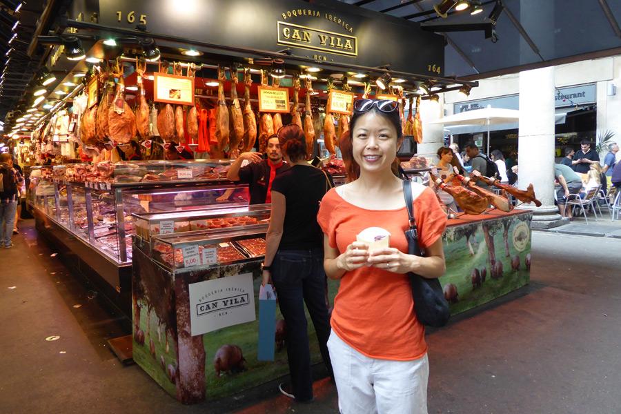 market-ham
