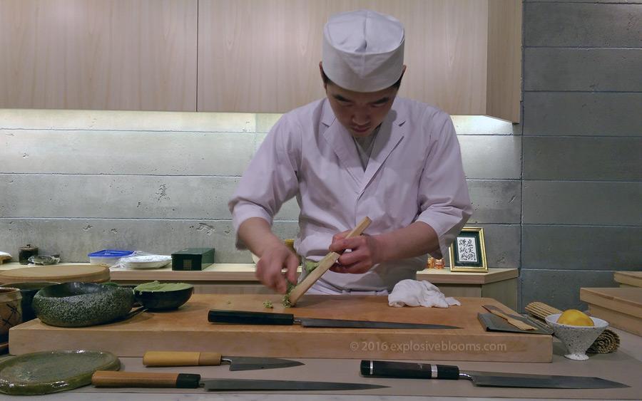 grating-wasabi