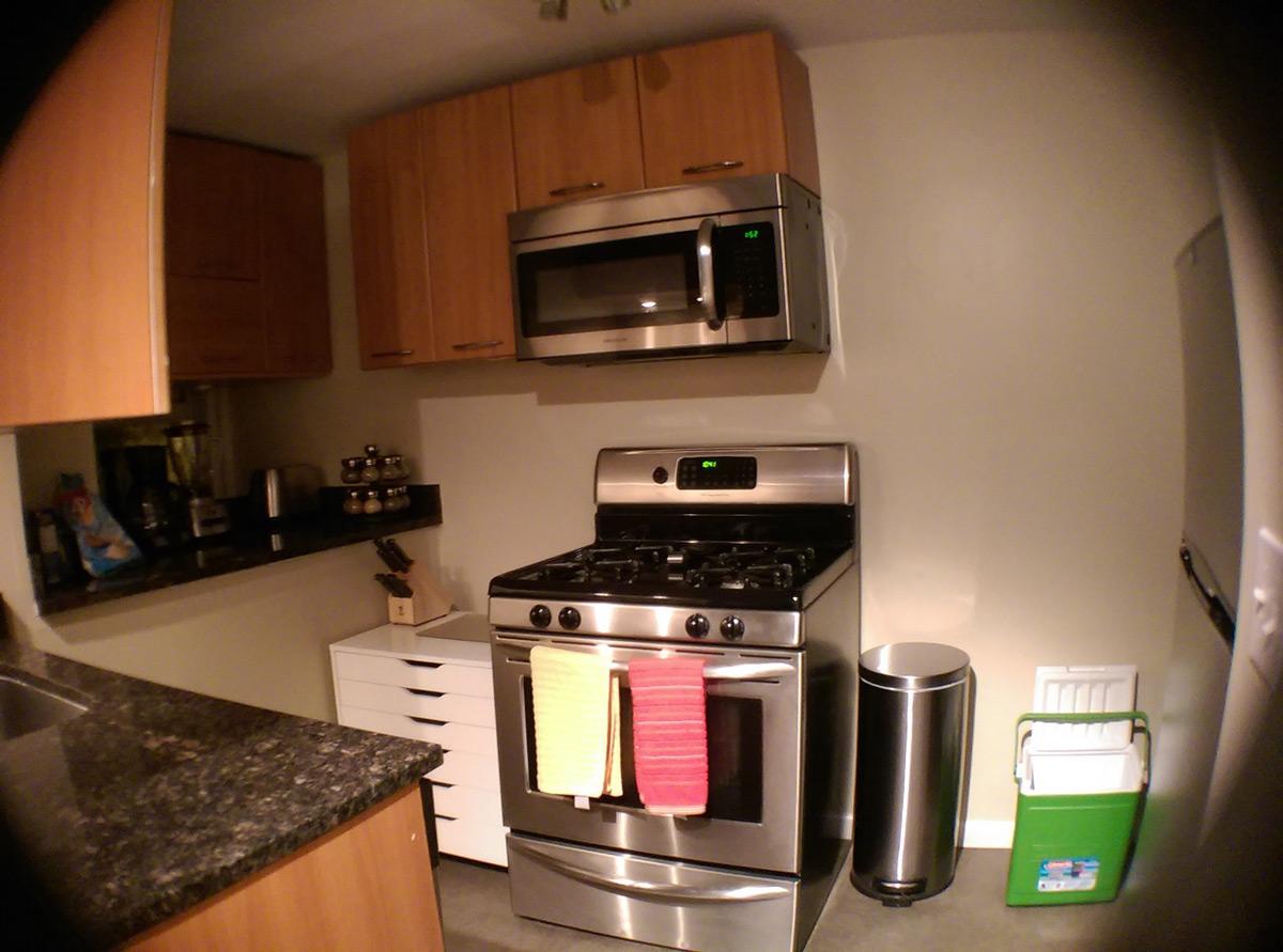 Roscoe Village kitchen