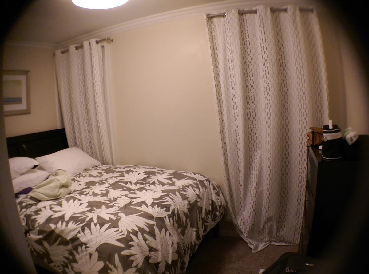 Roscoe Village bedroom 1