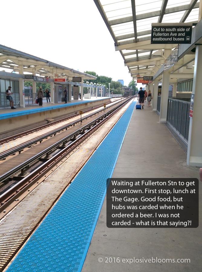 Fullerton station Chicago