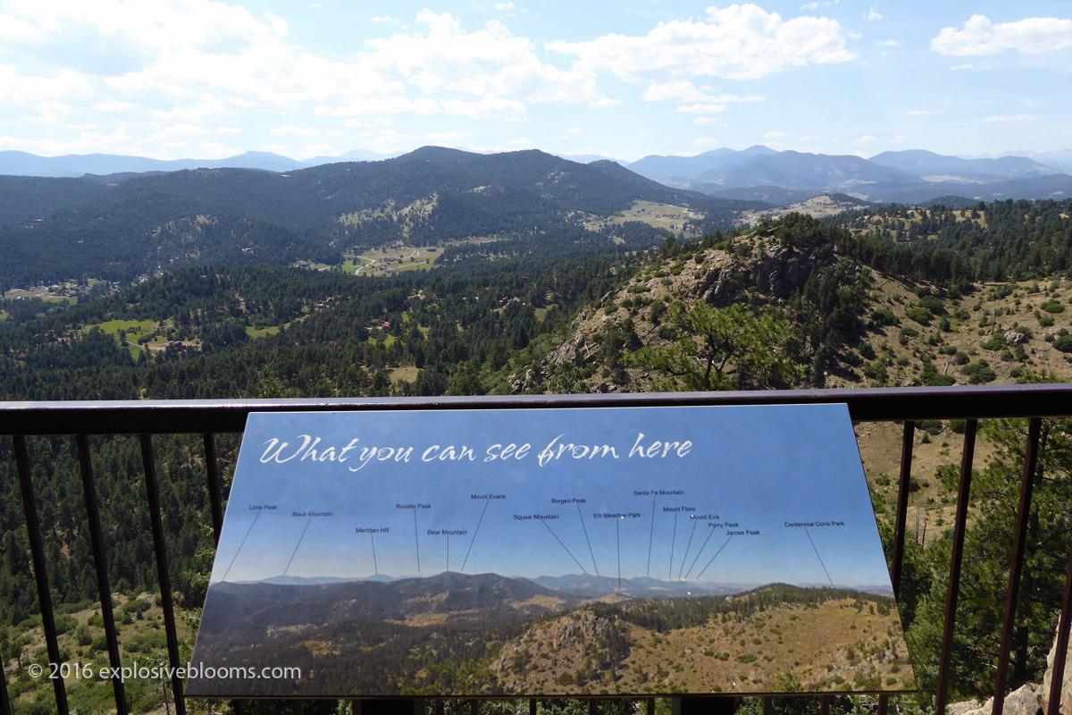 hiking Mount Falcon